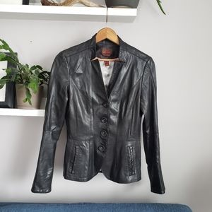 Danier Leather Jacket - so soft!